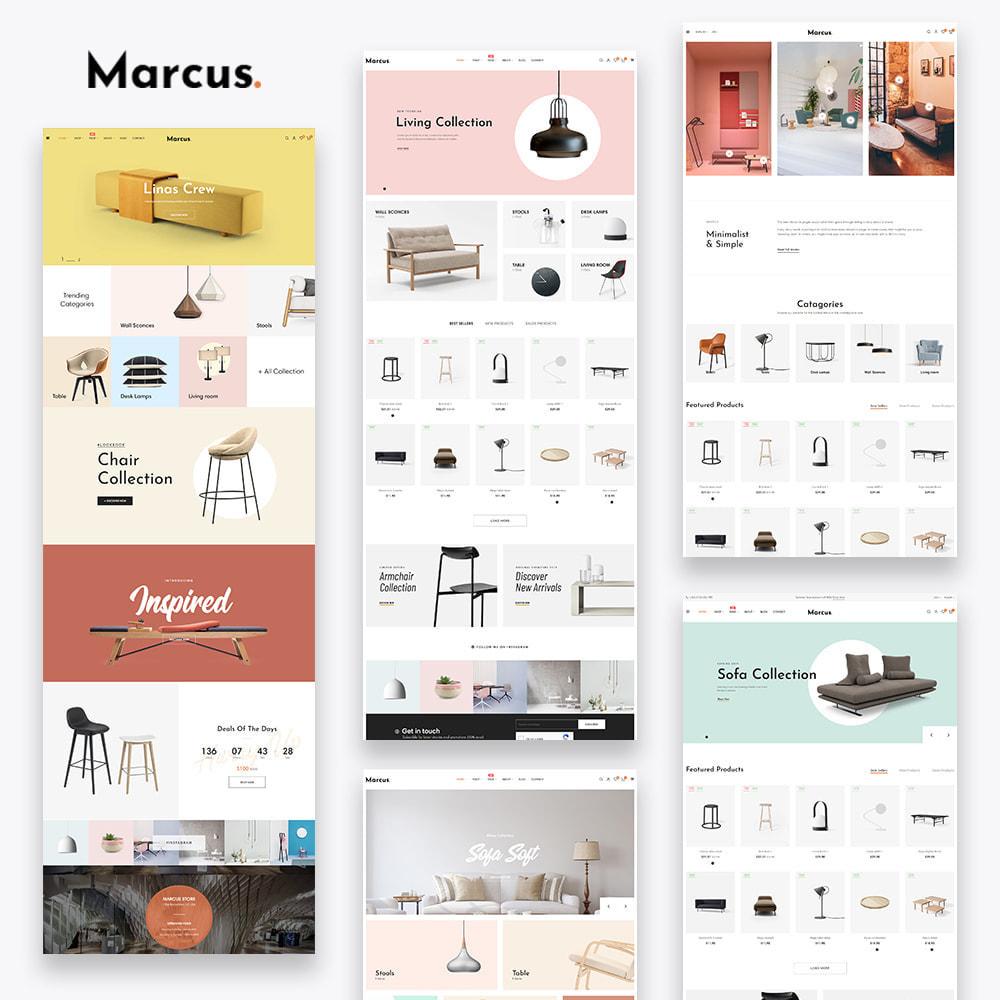 theme - Arte e Cultura - Marcus - Furniture & Home Decor - 2