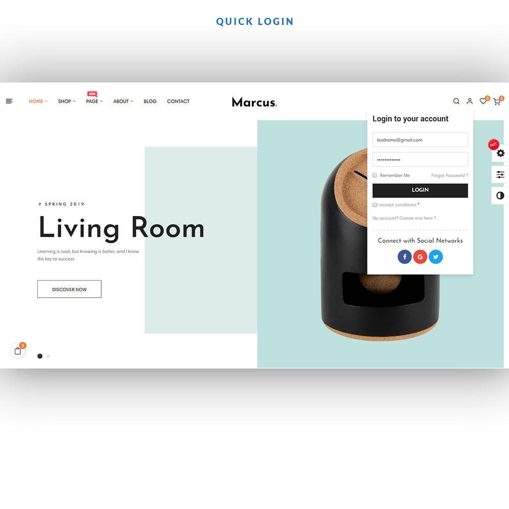 theme - Art & Culture - Marcus - Furniture & Home Decor - 5