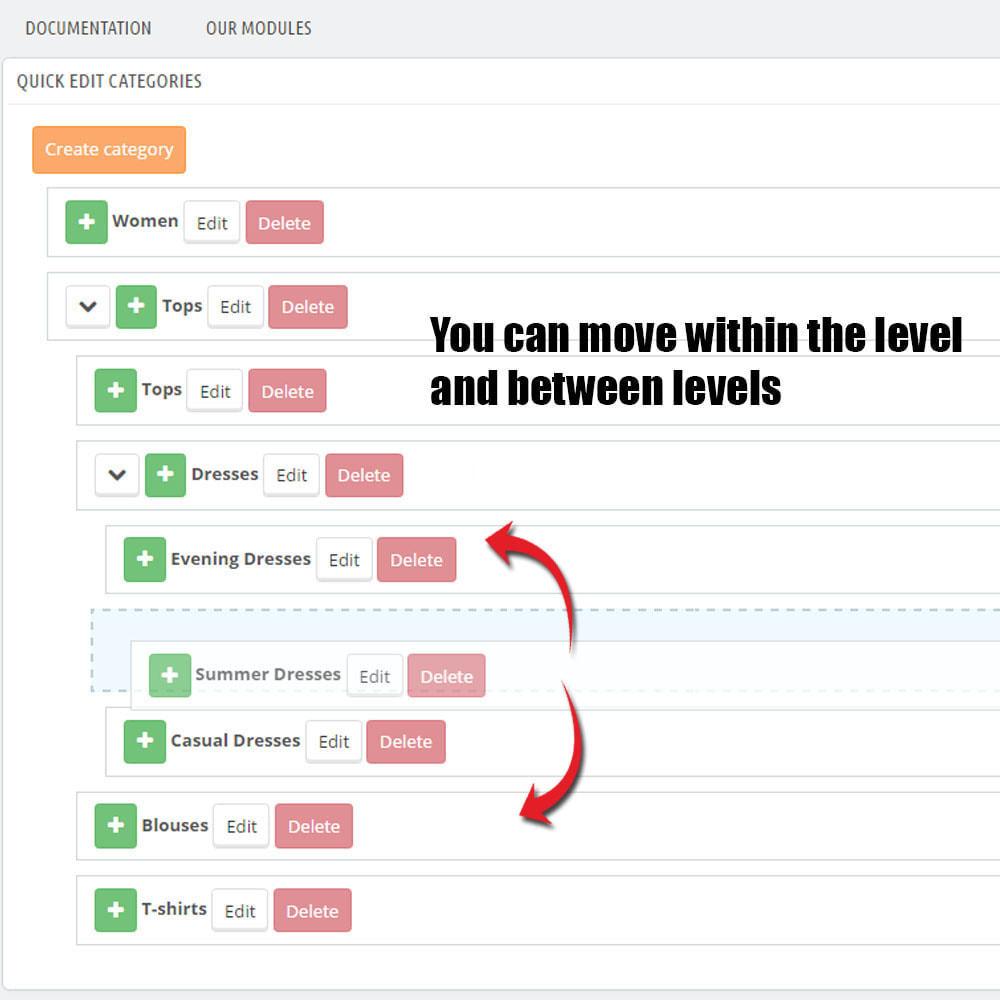 module - Snelle & seriematige bewerking - Quick Edit categories - 3