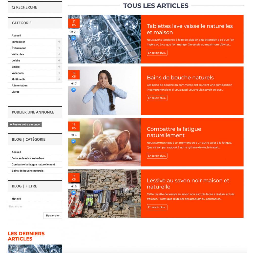 module - Blog, Forum & Actualités - Presta Blog - 2