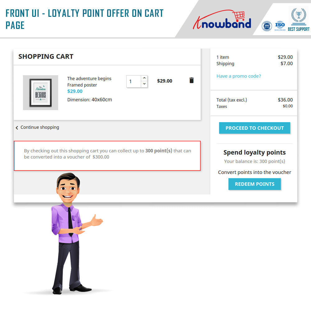 module - Referral & Loyalty Programs - Loyalty Points - 3