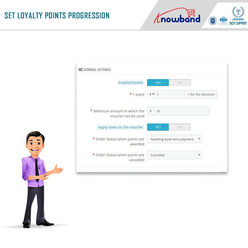 module - Referral & Loyalty Programs - Loyalty Points - 6