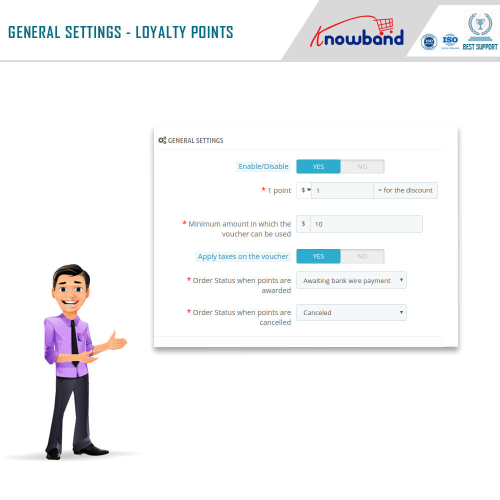 module - Referral & Loyalty Programs - Loyalty Points - 7