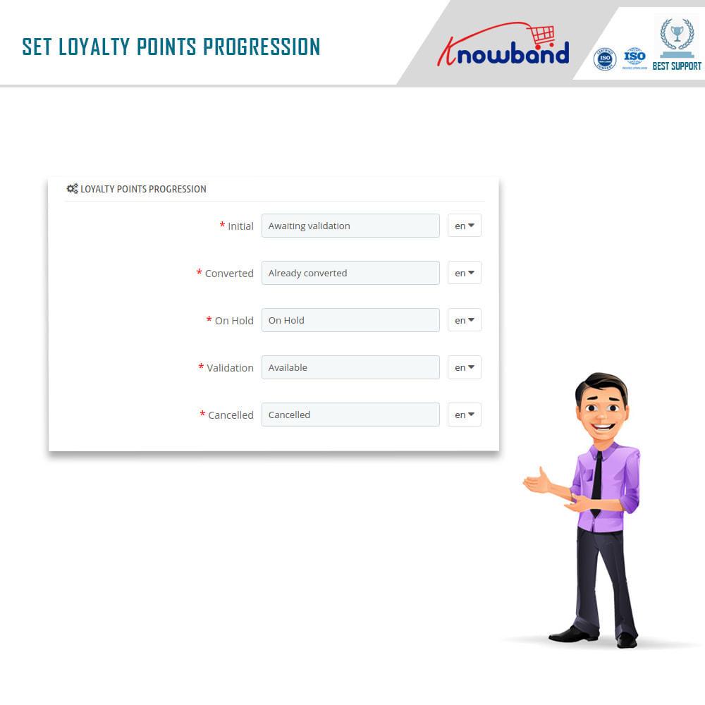 module - Referral & Loyalty Programs - Loyalty Points - 8