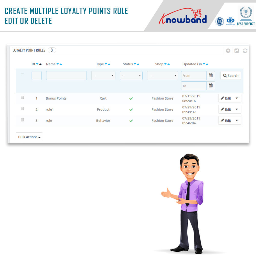 module - Referral & Loyalty Programs - Loyalty Points - 9
