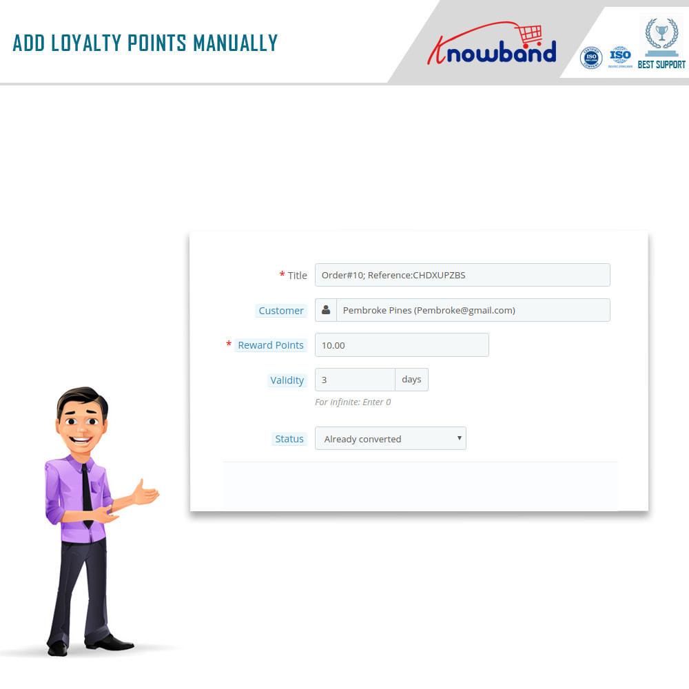 module - Referral & Loyalty Programs - Loyalty Points - 11