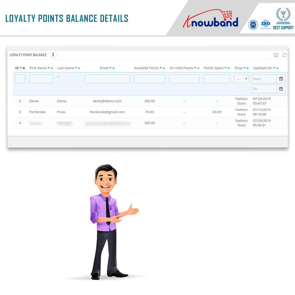 module - Referral & Loyalty Programs - Loyalty Points - 15