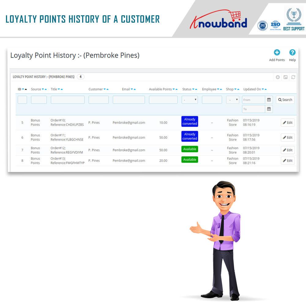 module - Referral & Loyalty Programs - Loyalty Points - 16