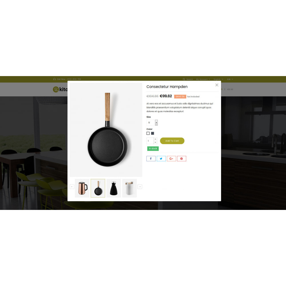 theme - Dom & Ogród - Kitchats - Kitchen Accessories Store - 8