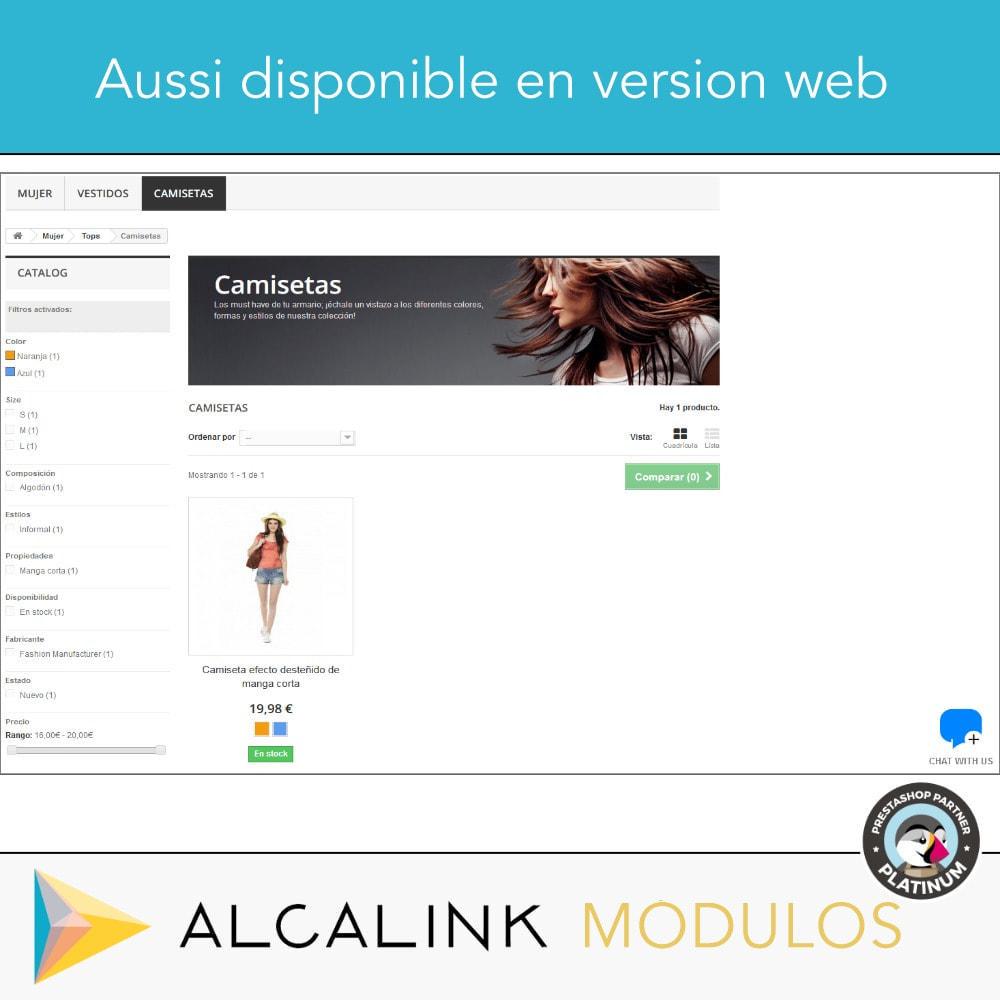 module - Support & Chat Online - Bouton de chat - 6