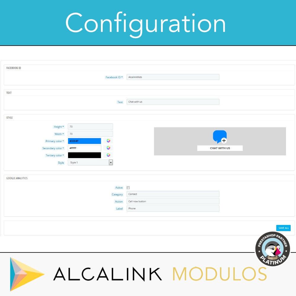 module - Wsparcie & Czat online - Contact Chat Button - 2