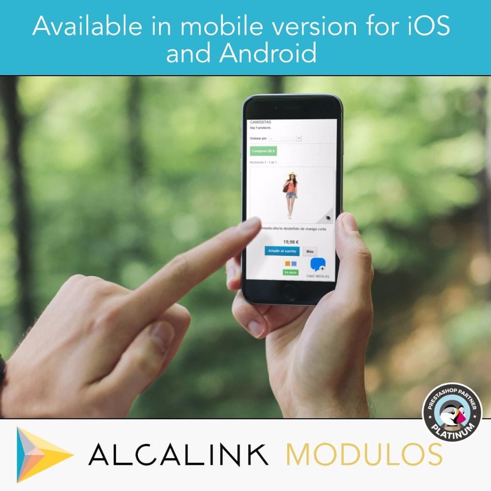 module - Wsparcie & Czat online - Contact Chat Button - 5
