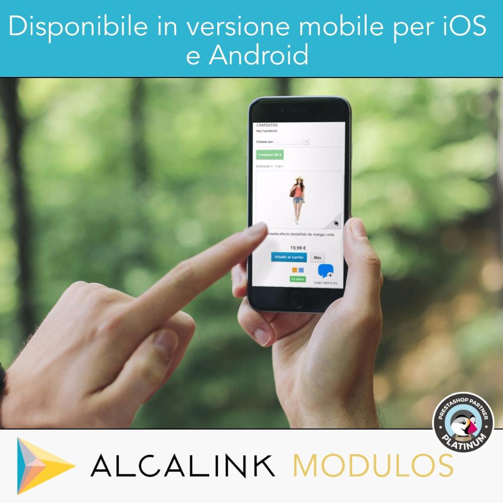 module - Supporto & Chat online - Pulsante di chat - 5