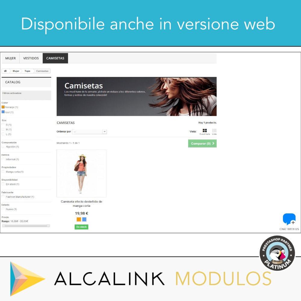 module - Supporto & Chat online - Pulsante di chat - 6