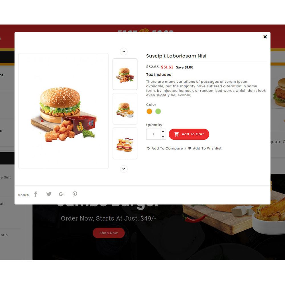 theme - Eten & Restaurant - Fast Food & Dinks Corner - 8