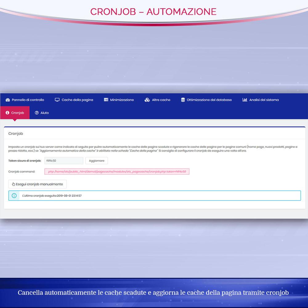module - Website Performance - Page Cache Pro - Ottimizzazione della velocità e SEO - 10