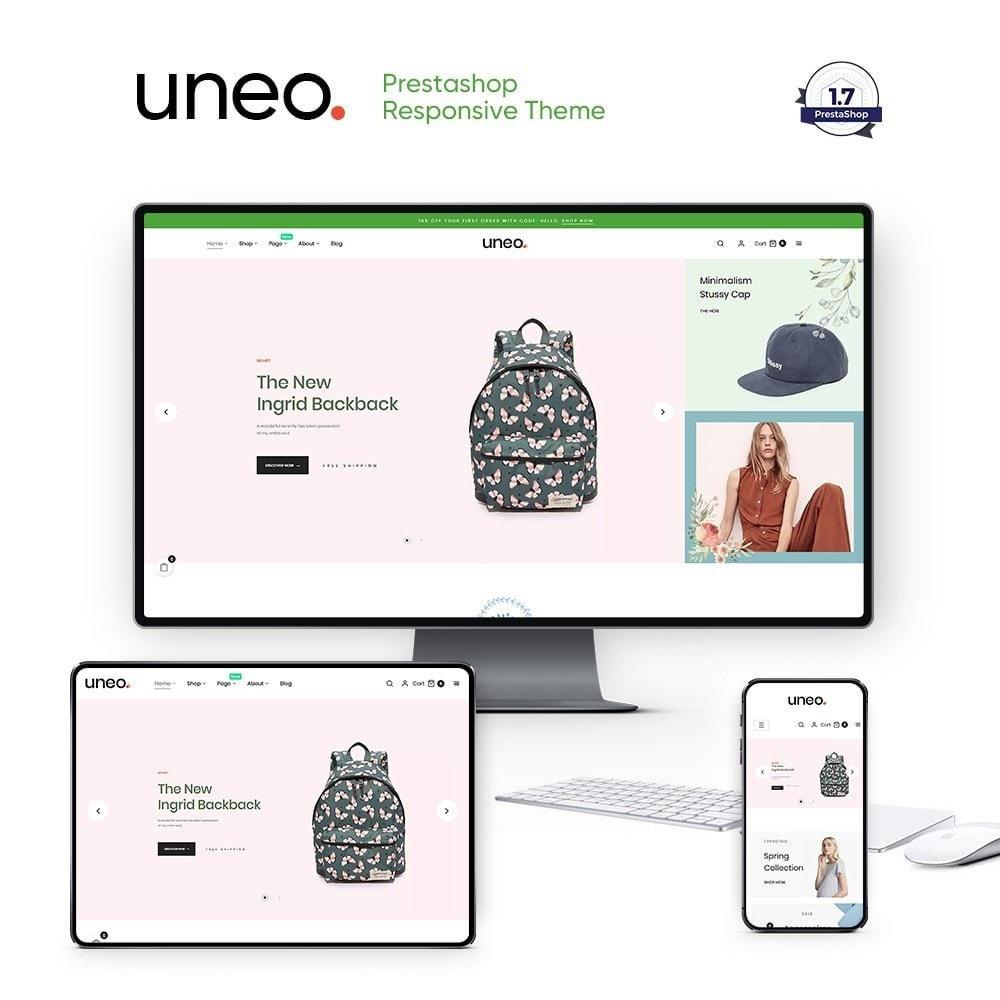 theme - Mode & Schuhe - The Uneo - Fashion Store - 1