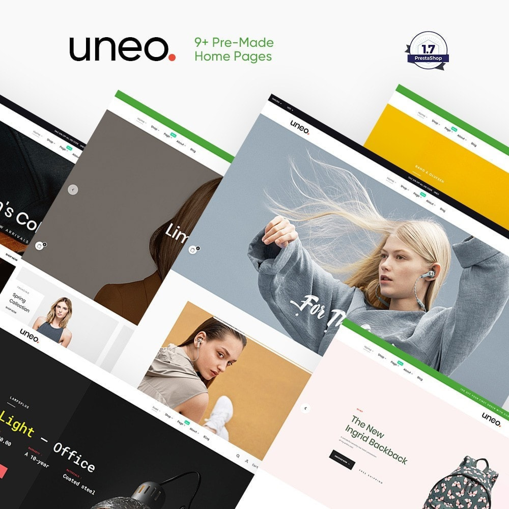 theme - Mode & Schuhe - The Uneo - Fashion Store - 2