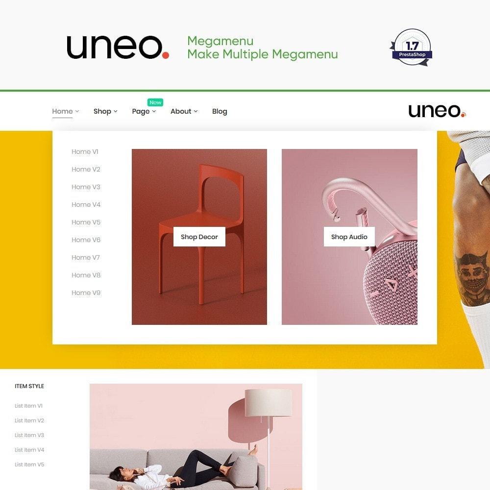 theme - Mode & Schuhe - The Uneo - Fashion Store - 3