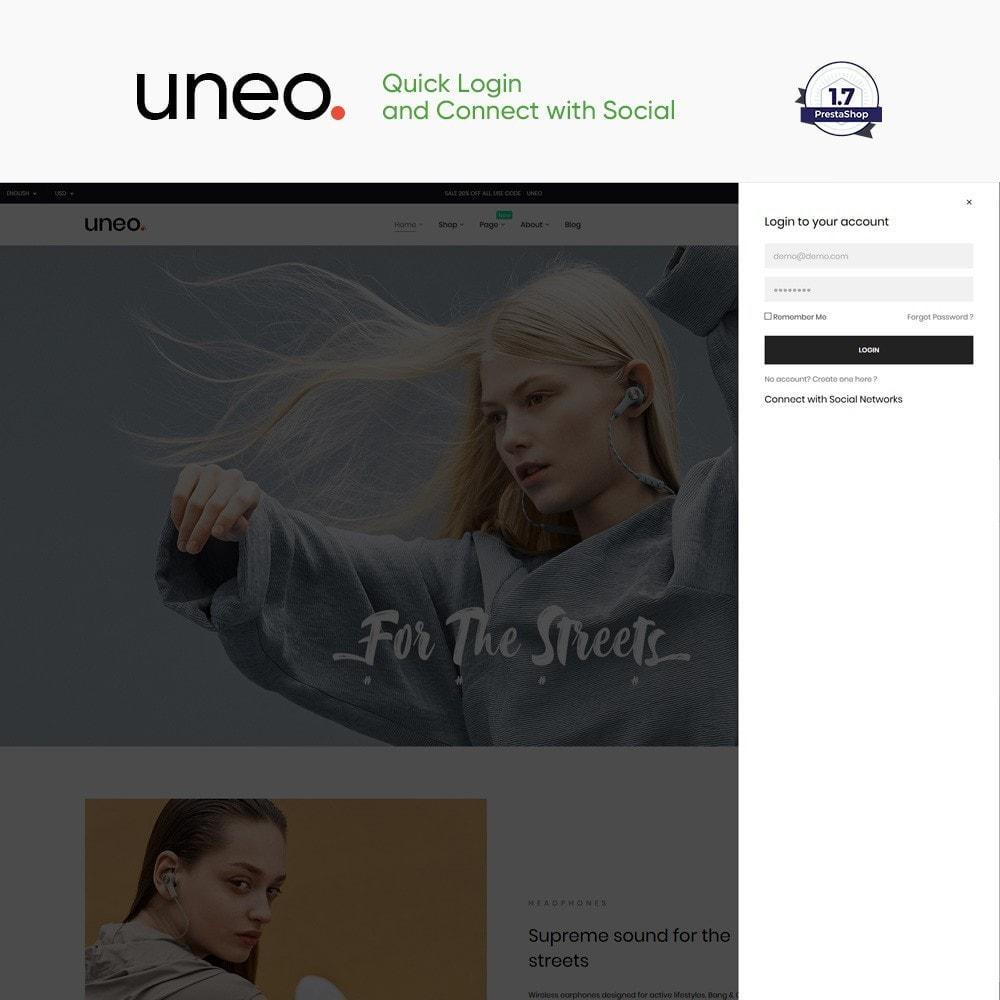 theme - Mode & Schuhe - The Uneo - Fashion Store - 4