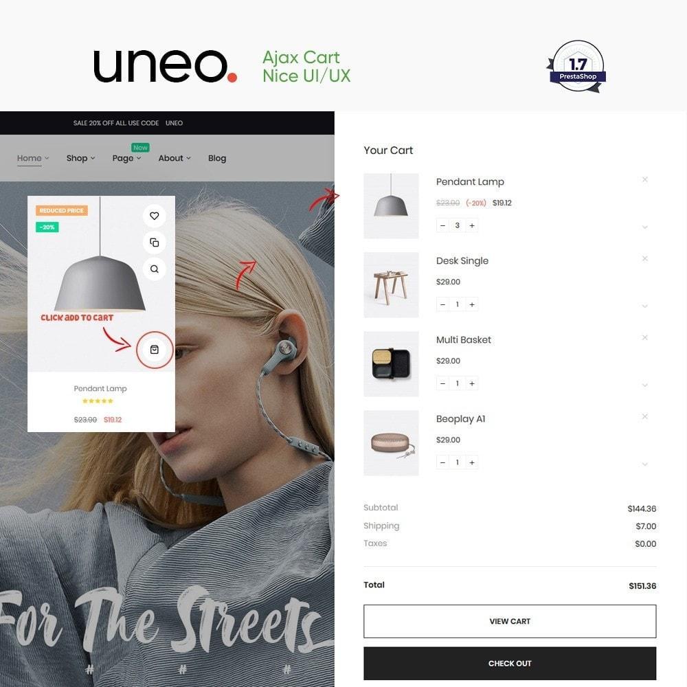 theme - Mode & Schuhe - The Uneo - Fashion Store - 5