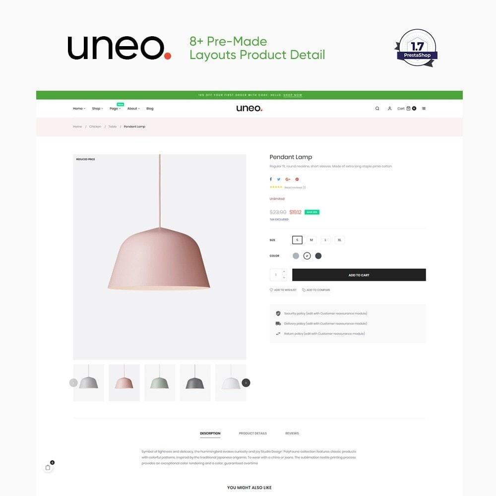 theme - Mode & Schuhe - The Uneo - Fashion Store - 6
