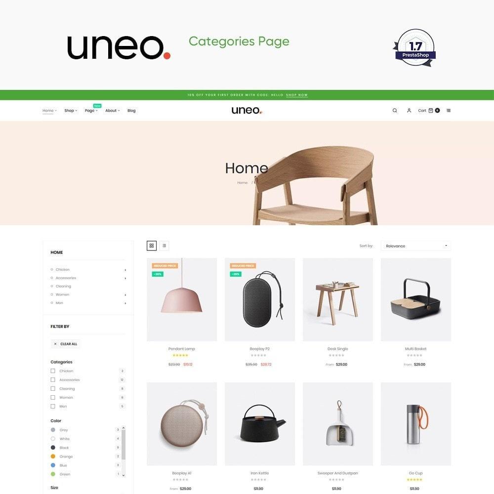 theme - Mode & Schuhe - The Uneo - Fashion Store - 7