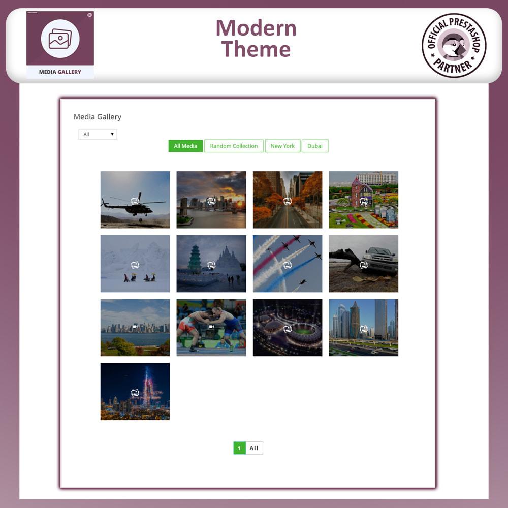 module - Produtos Virtuais - Video Media Gallery - Video Gallery - 2
