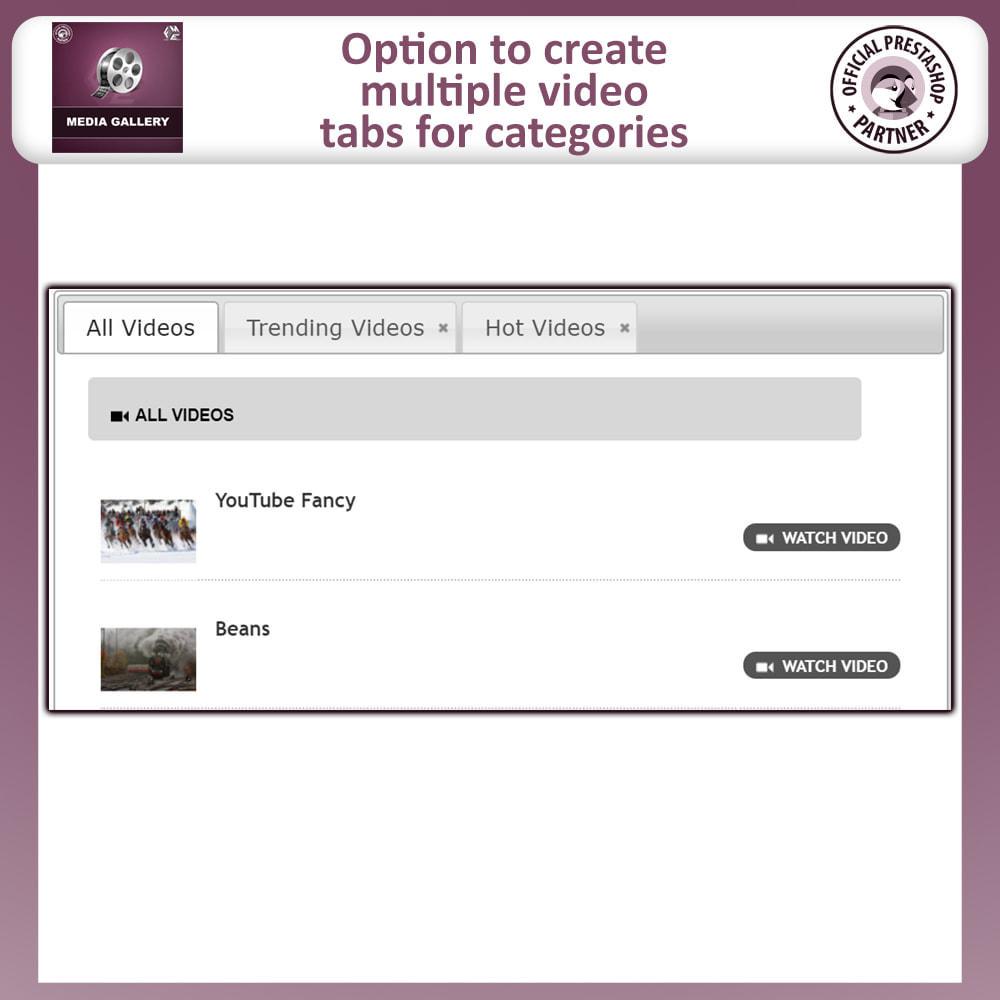 module - Produtos Virtuais - Video Media Gallery - Video Gallery - 5