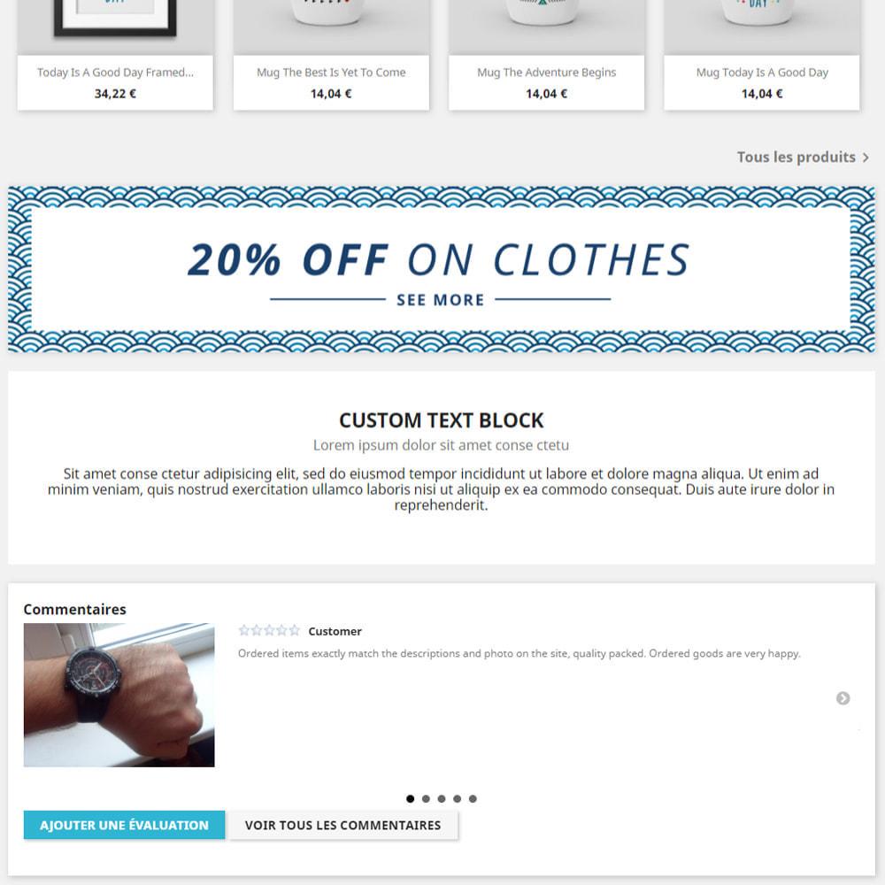 module - Avis clients - Avis sur votre shop / produit - 2