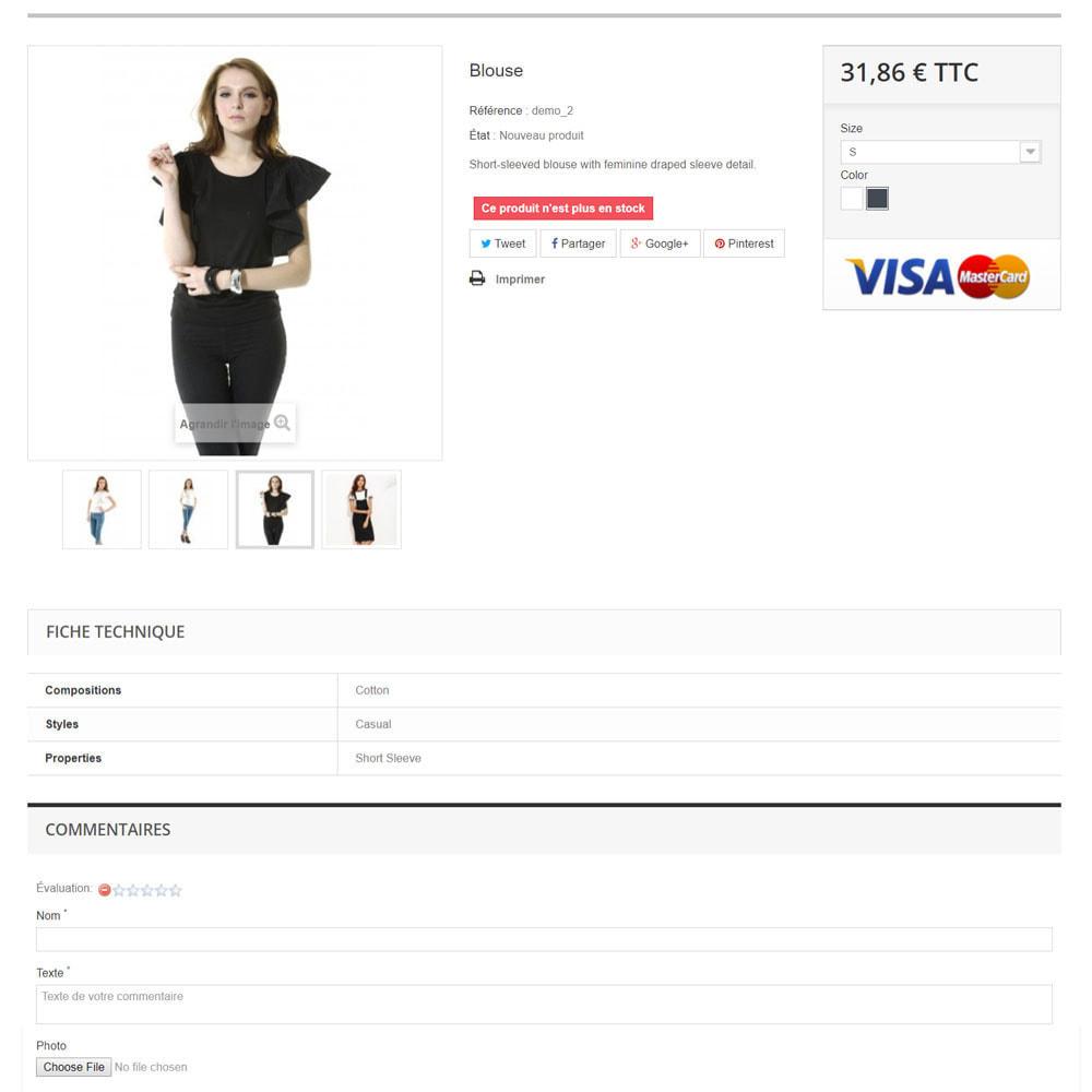 module - Avis clients - Avis sur votre shop / produit - 7