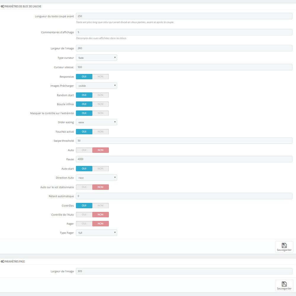 module - Avis clients - Avis sur votre shop / produit - 12
