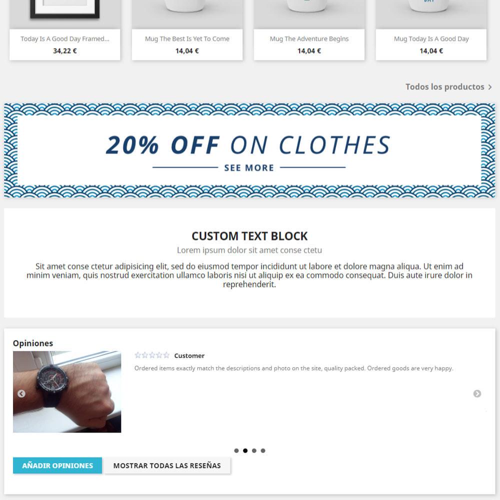 module - Comentarios de clientes - Comentarios sobre su tienda / producto - 2