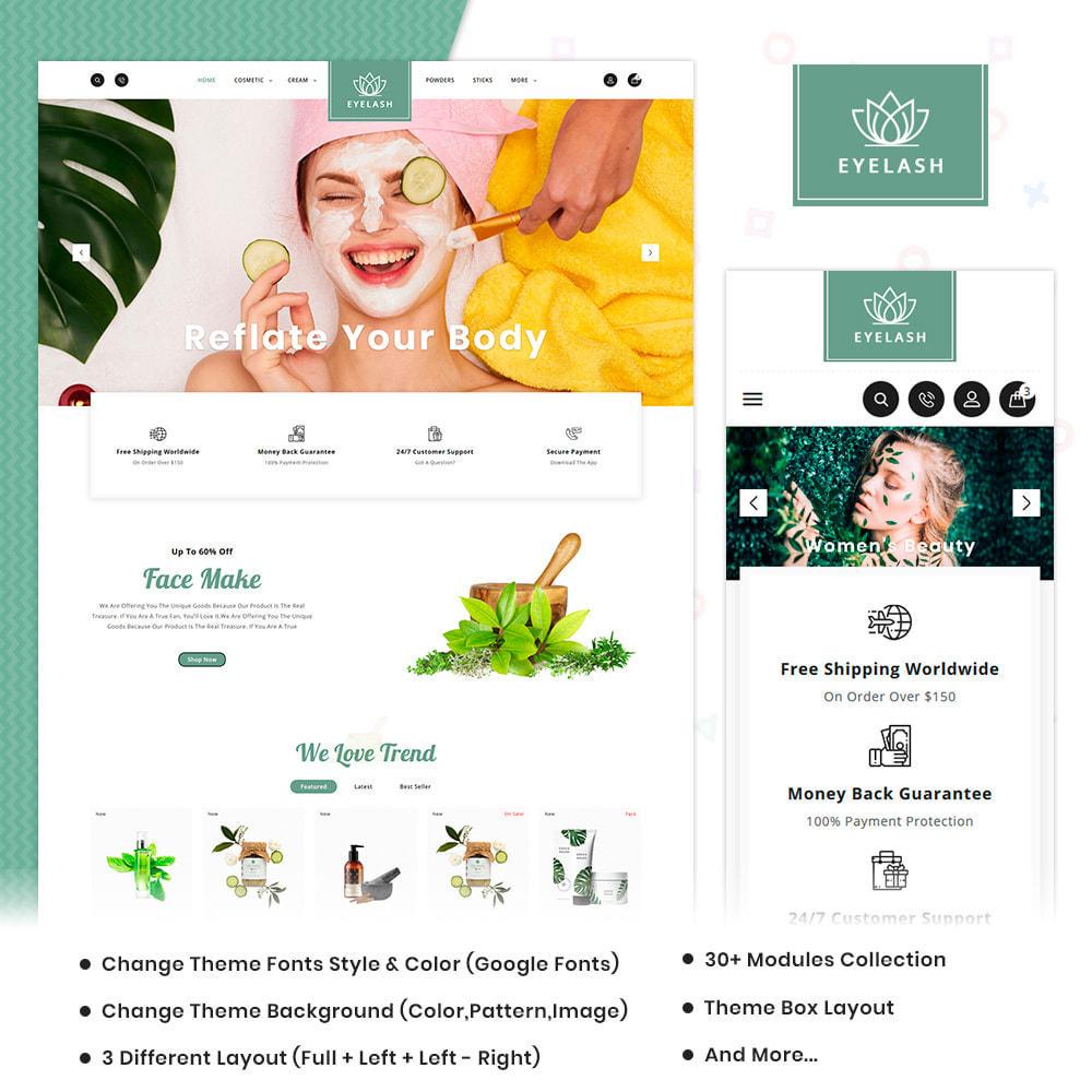 theme - Zdrowie & Uroda - Cosmeti Eyelash–Cosmetic Big Mall - 1