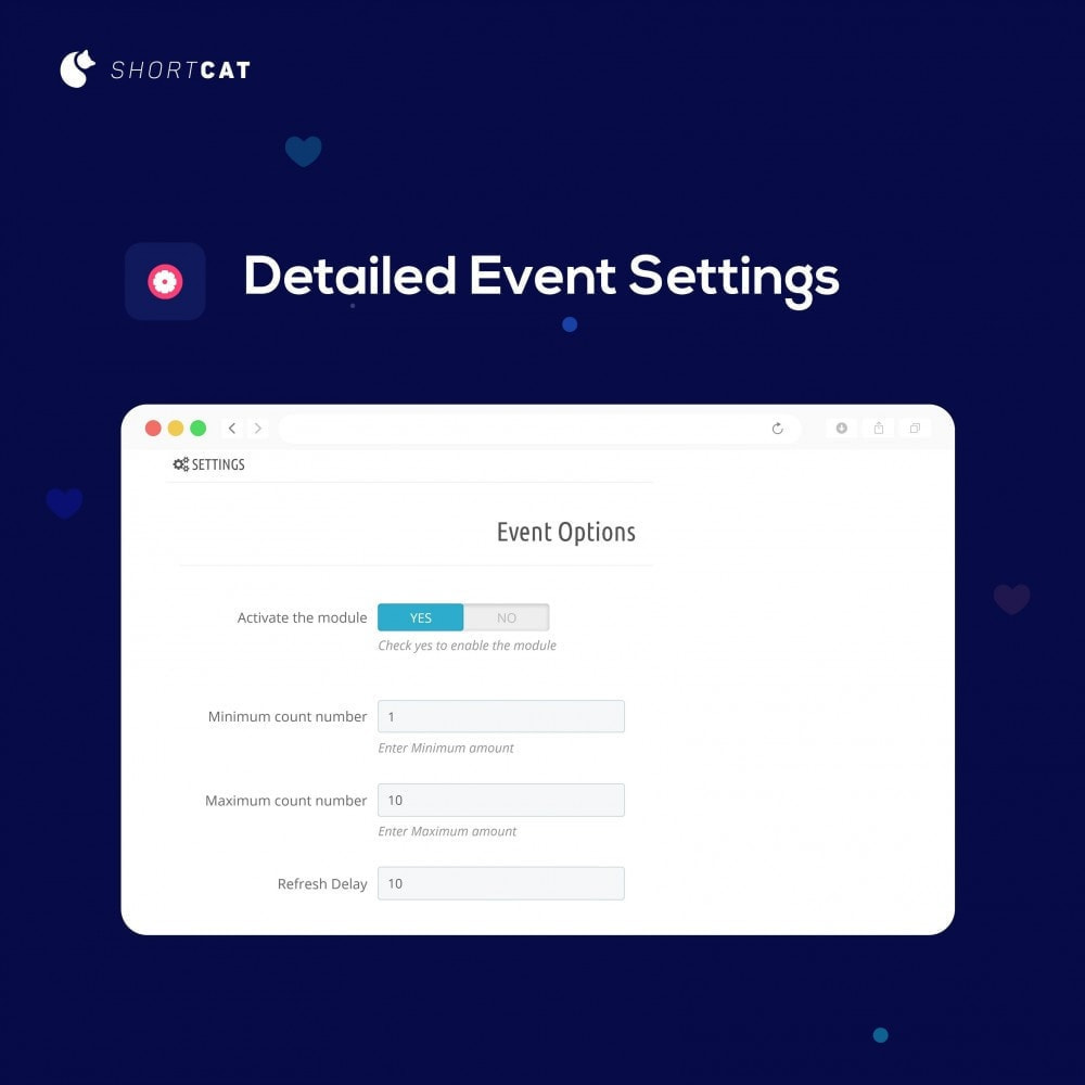 module - Zusatzinformationen & Produkt-Tabs - Smart Social Proof - 2