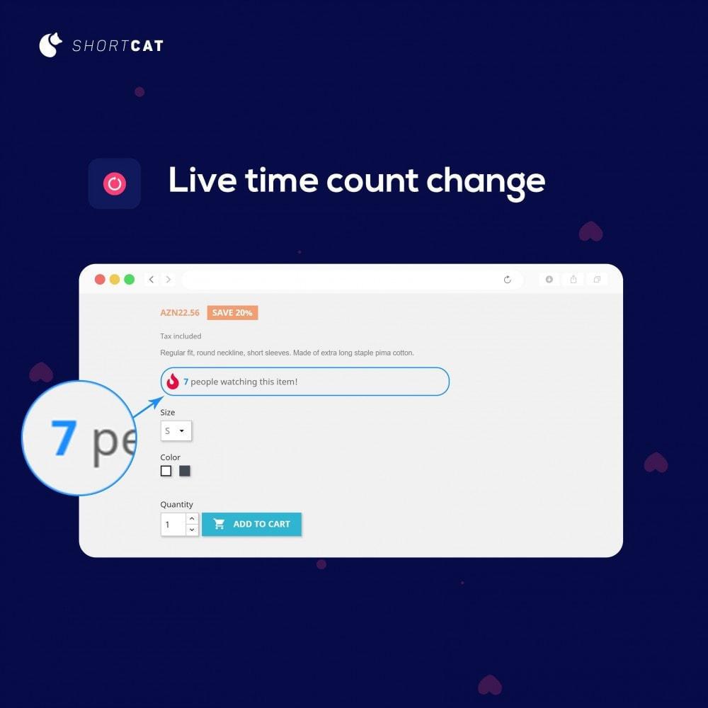 module - Zusatzinformationen & Produkt-Tabs - Smart Social Proof - 9