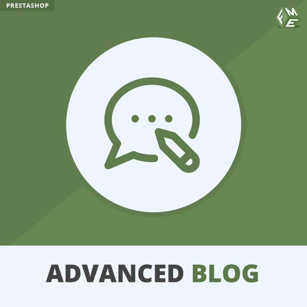 module - Блог, форумов и новостей - Blog - 1