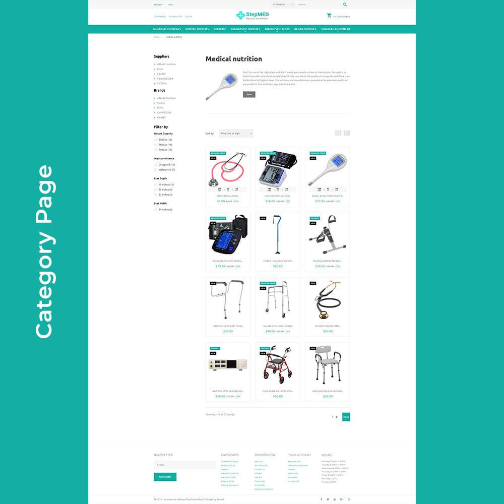 theme - Gezondheid & Schoonheid - StepMED - Medical Equipment Store - 4