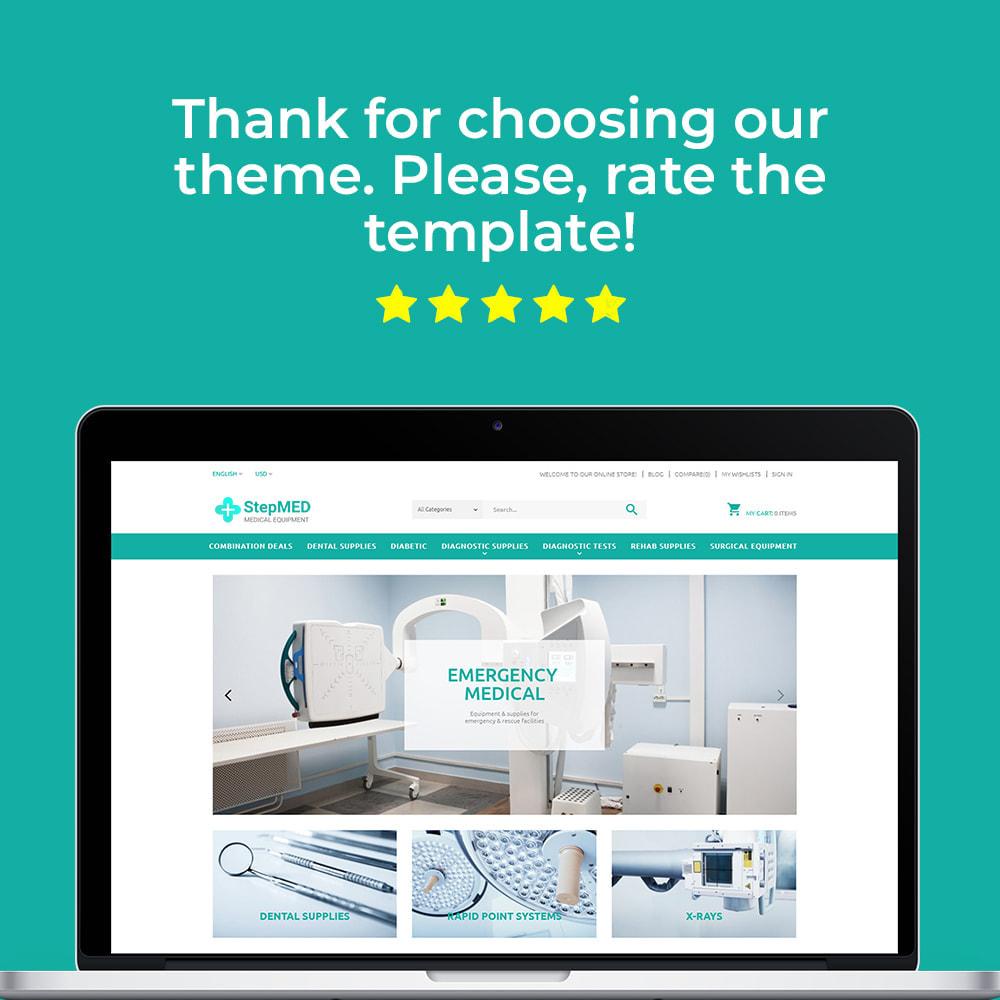 theme - Salute & Bellezza - StepMED - Medical Equipment Store - 2