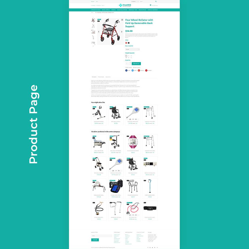 theme - Salute & Bellezza - StepMED - Medical Equipment Store - 5