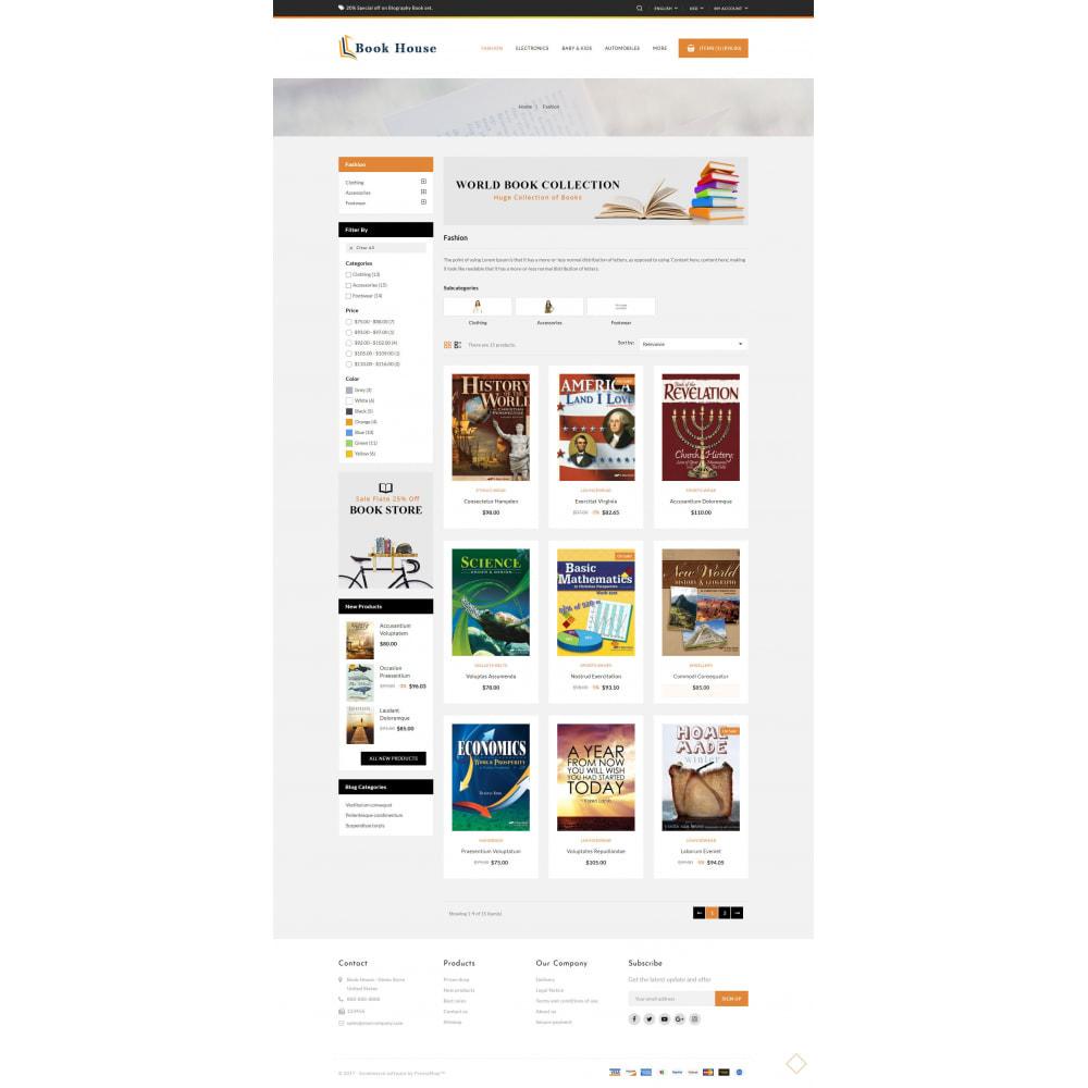 theme - Geschenke, Blumen & Feiern - Book House - 3