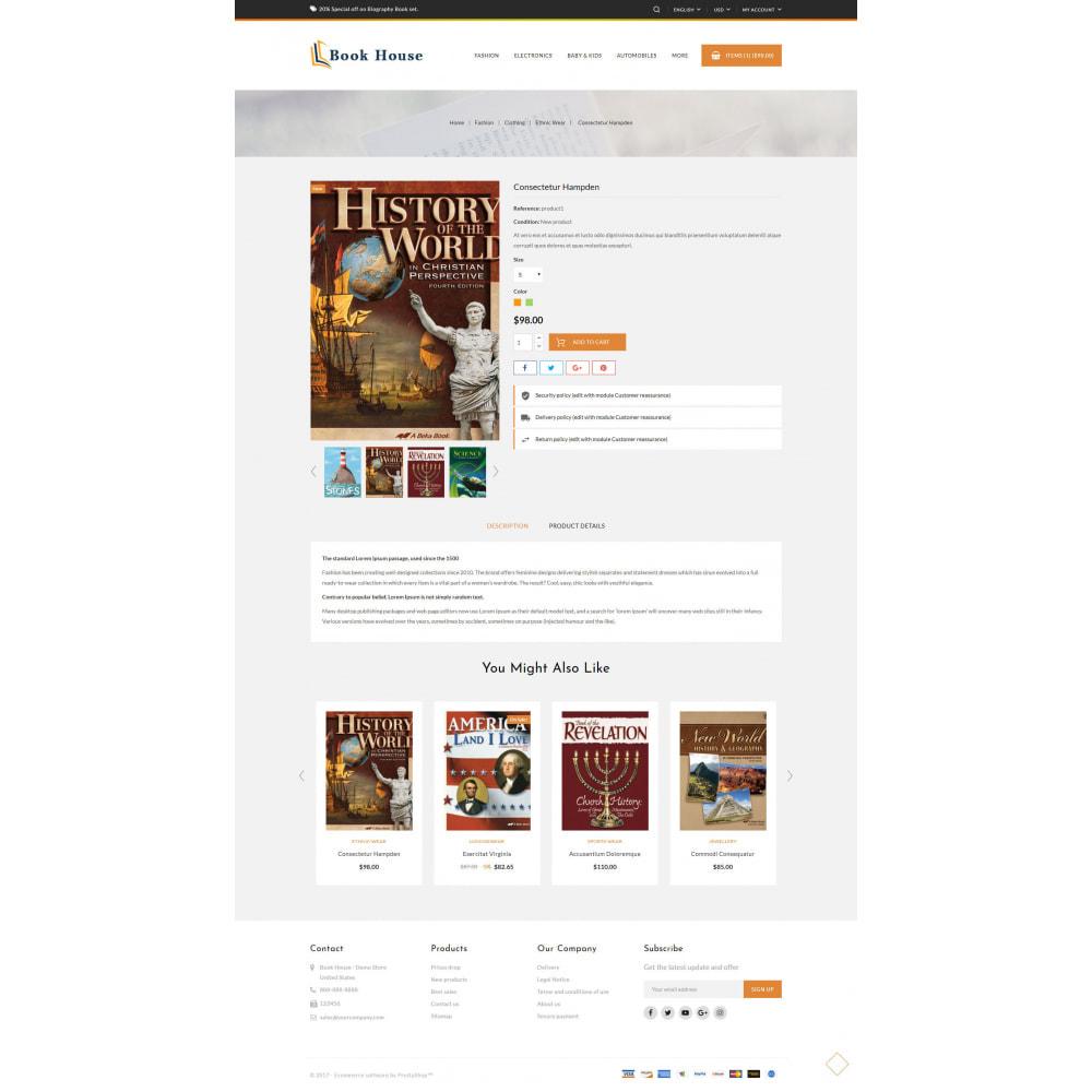 theme - Geschenke, Blumen & Feiern - Book House - 5