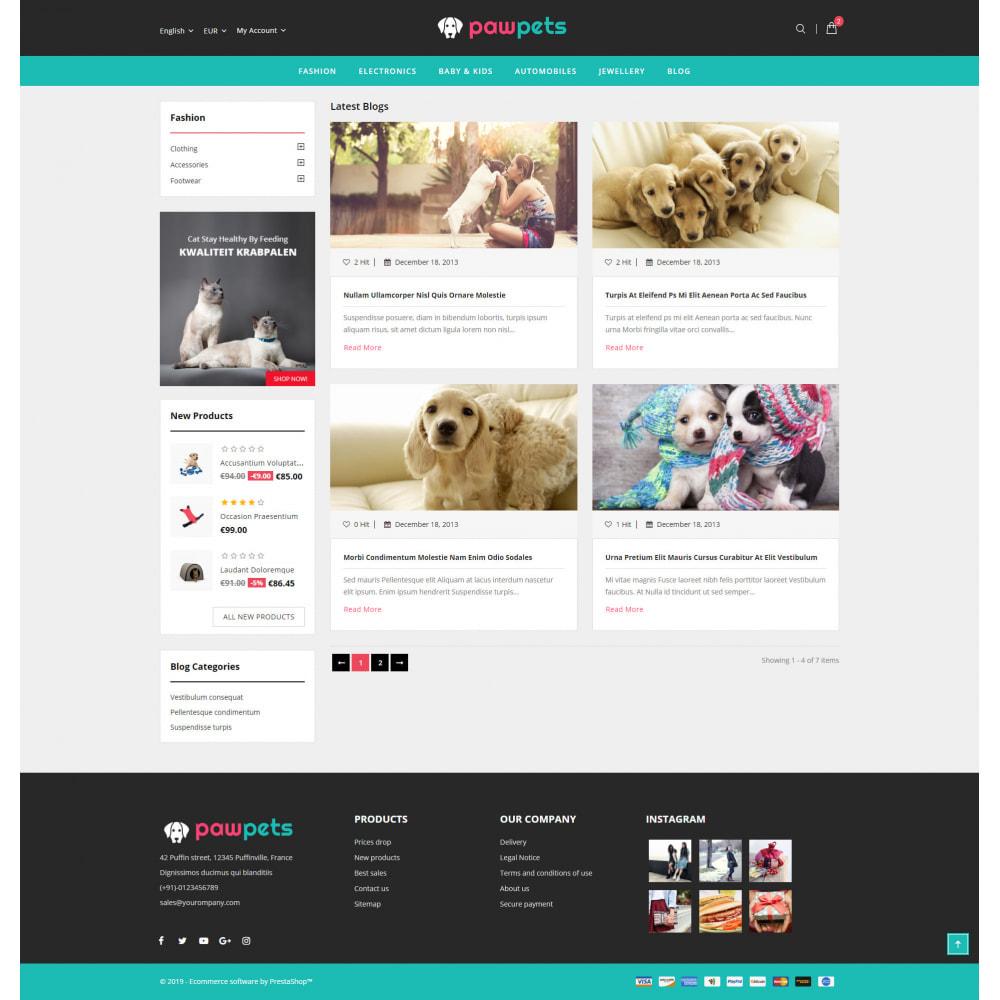 theme - Dieren - Pets & Animals Store - 9