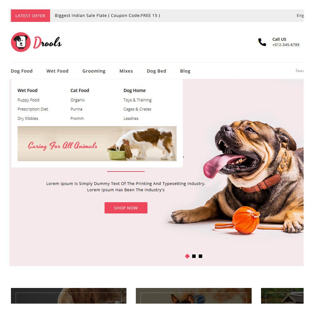 theme - Zwierzęta - Drools Animals & Pet Store - 7