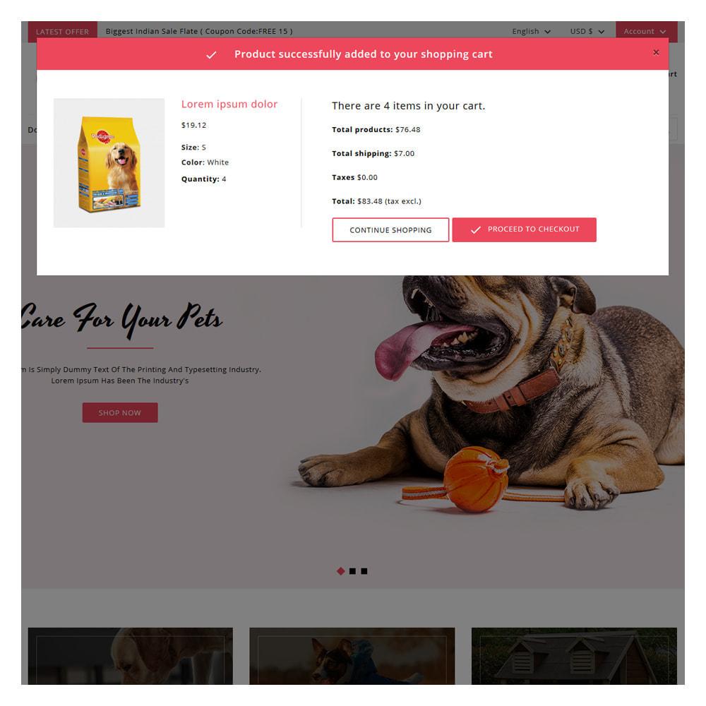 theme - Zwierzęta - Drools Animals & Pet Store - 8