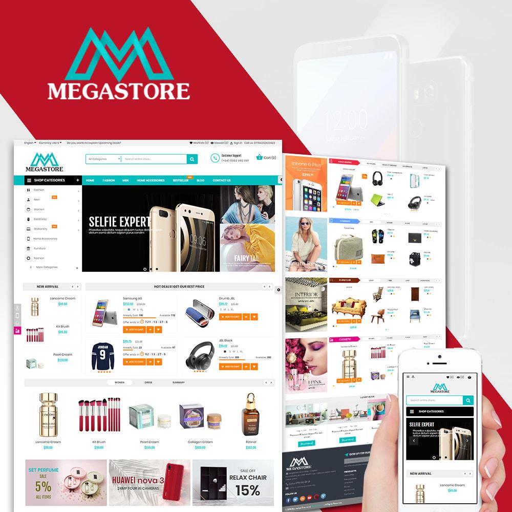 theme - Eletrônicos & High Tech - Mega shop online - 2
