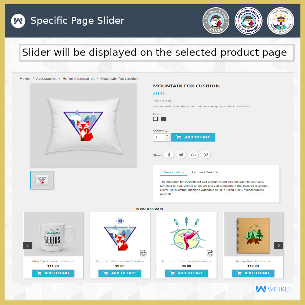 module - Silder & Gallerien - Product Slider | Responsive Related Product Carousel - 3