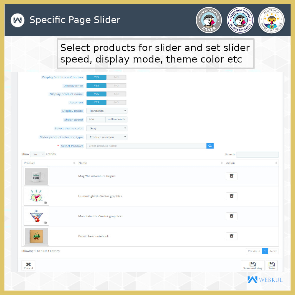 module - Silder & Gallerien - Product Slider | Responsive Related Product Carousel - 5