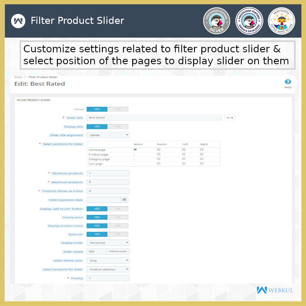module - Silder & Gallerien - Product Slider | Responsive Related Product Carousel - 7