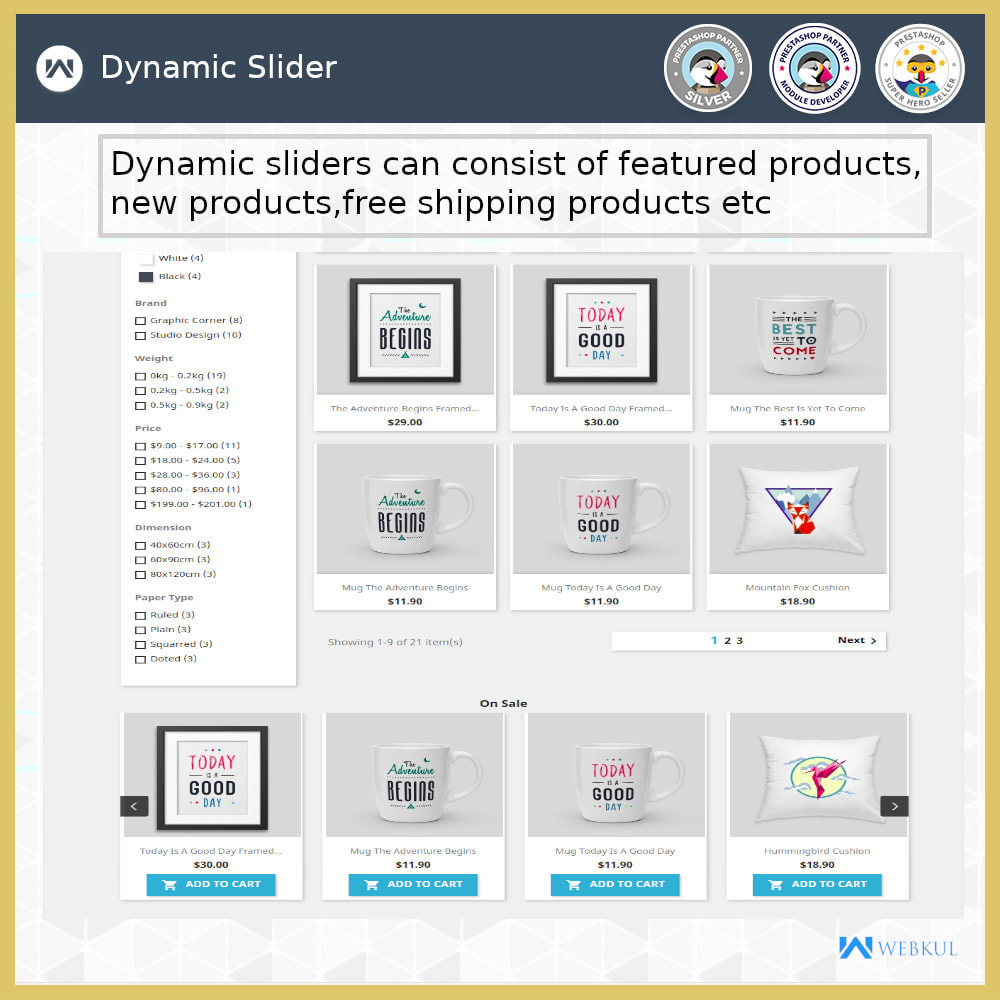 module - Silder & Gallerien - Product Slider | Responsive Related Product Carousel - 9